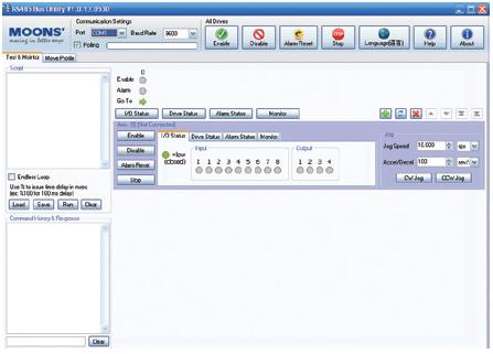 SSDC,步进伺服,闭环步进,总线控制