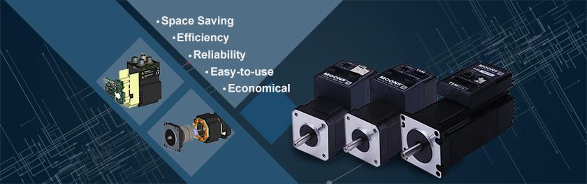 why Choose MOONS' integrated motors?