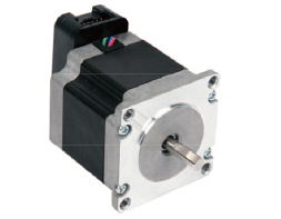 stepper motor with ecoder