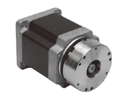 stepper motor with brake