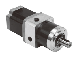 stepper motor with geared